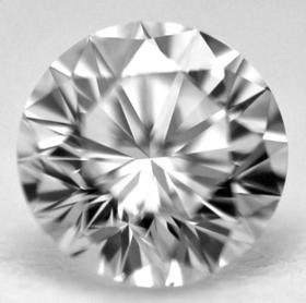 Brillant 3.2 mm, 0.13 Ct River, IF